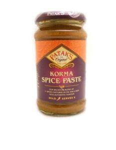 Pataks Korma Spice Paste | Buy Online at The Asian Cookshop.